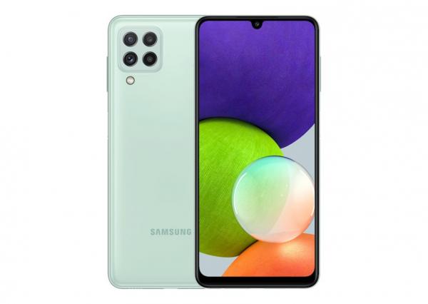 მობილური ტელეფონი Samsung A225F Galaxy A22 4GB, 64GB Dual Sim LTE Green